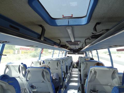 デリー高速バス