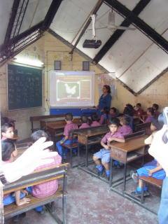 インドのNGO学校